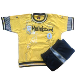 Yellow Kidswear for Boy.(4 year - 6 year)