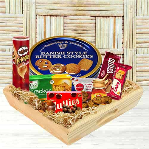 Toothsome Munch Tray