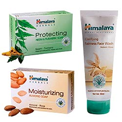 Himalaya Herbal 3-in-1 Bath pack