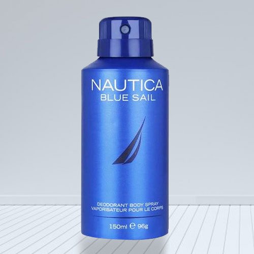 Enchanting Nautica Blue Deodorant