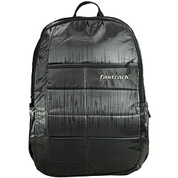 Black Trendy Backpack from Fastrack