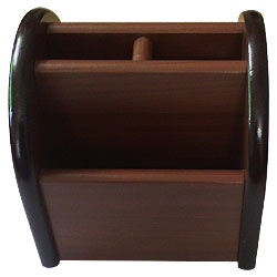 Delicately made pen stands & a rotating photo frame for office use