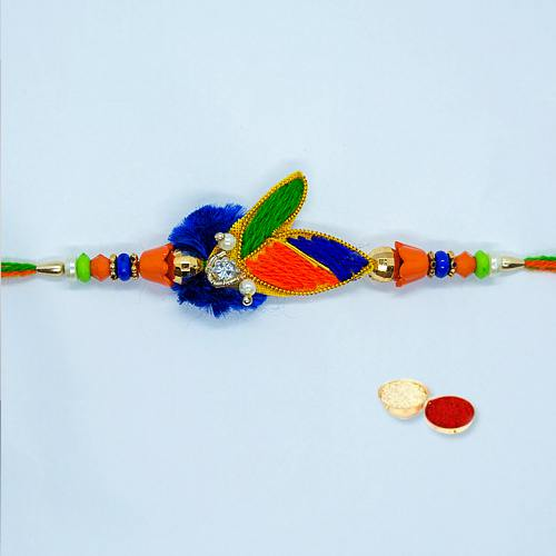 Trendsetting Festival and Ethnic Thread Rakhi