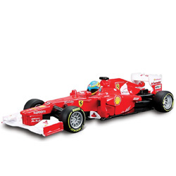 Spirit�s Fascination Scuderia Ferrari Model Car from Bburago
