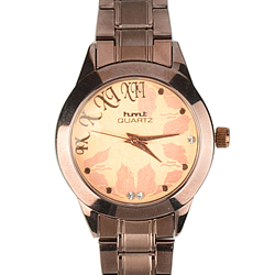 A Classic Womens Watch Studded with Stones