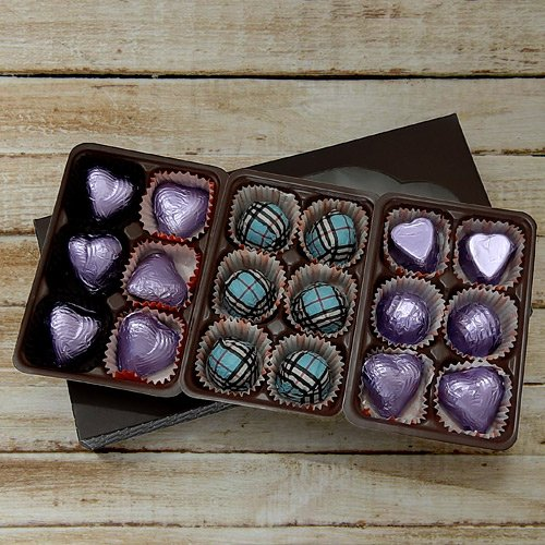 Order Pack of Assorted Homemade Chocolates