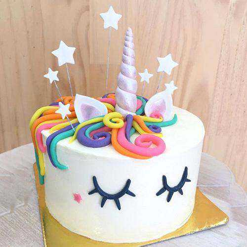 Heavenly Kids Party Special Unicorn Cake
