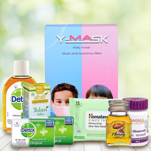 Immunizing Gift Pack for Kids