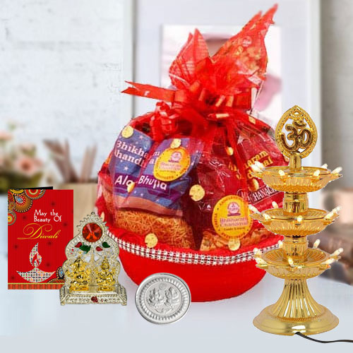 Marvelous Snacks Gift Hamper for Diwali