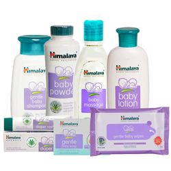 Remarkable Baby Care Gift Pack from Himalaya