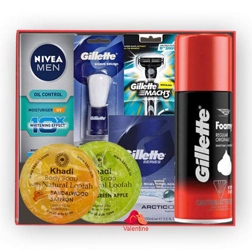Appealing Grooming Hamper for Mens