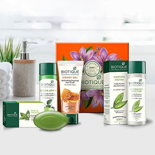 Appealing Biotique Bio Daily Care Regime Kit