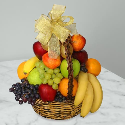 Exquisite Premium Fruits Basket