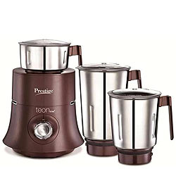 Smart Looking Prestige Teon Star Mixer Grinder for Happy Kitchen