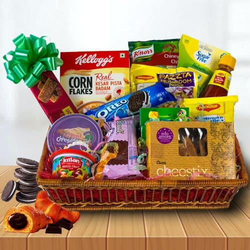 Tasty Breakfast Hamper