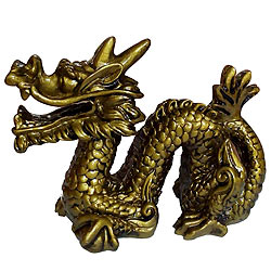 Wonderful Feng Shui Dragon Gift-GFR3L
