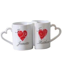 Amazing Love You Personalized Mugs
