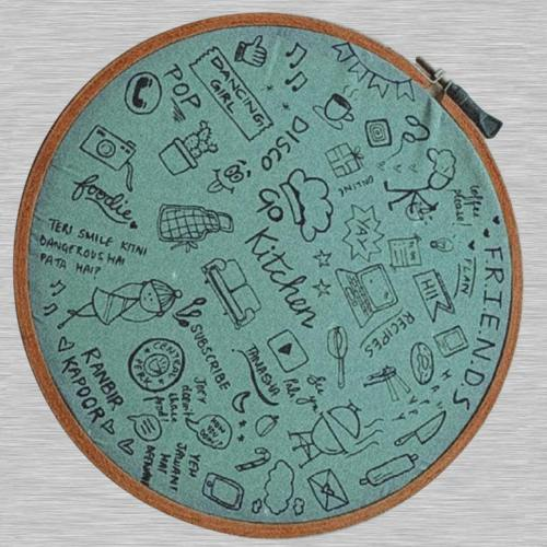 Amazing Doodle Hoop for your close ones