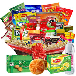 Awe-Inspiring Happy Holiday Celebration Breakfast Hamper
