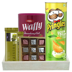 Remarkable Chocolate Gift Basket for Him
