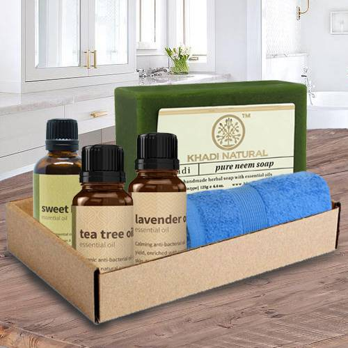 Marvelous Essential Oil Healing Gift for Mother