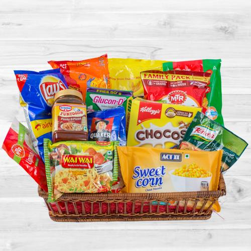 Amazing All-in-One Breakfast Hamper