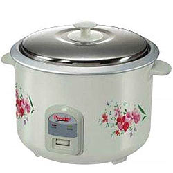 Cooking with Prestige PRWO 2.8-2 Electric Rice Cooker
