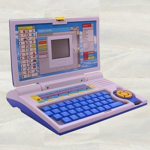 Exclusive Laptop Toy for Kids